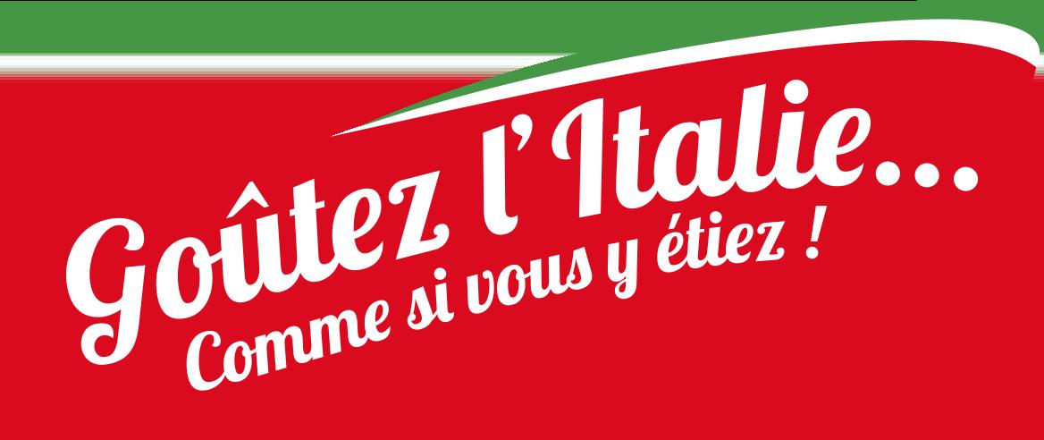 Goûtez l'Italie comme si vous y êtiez !