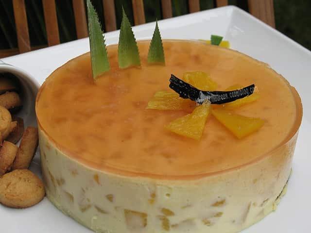 Tiramisu à l'ananas de Tahiti - Galbani