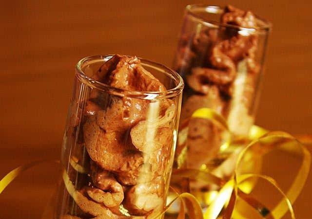 Tiramisu chocolat café - Galbani