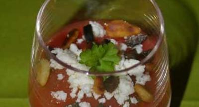 Tiramisu de tomate à la provençale - Galbani