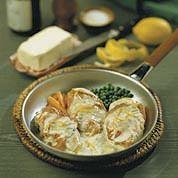 Blancs de poulet au Gorgonzola - Galbani