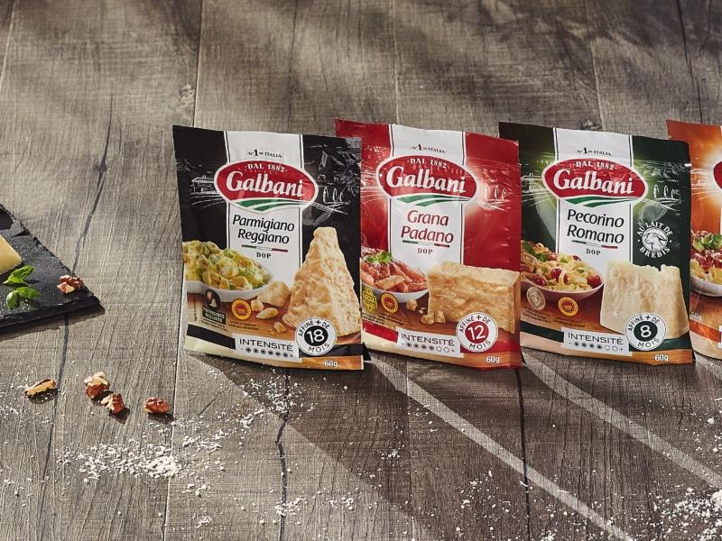 Pâtes Pressées Italiennes - Galbani