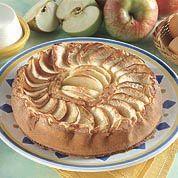 Gâteau aux pommes - Galbani