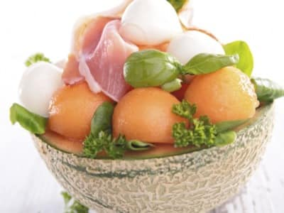 Salade de Melon - Galbani
