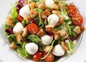 Salade de poulet - Galbani