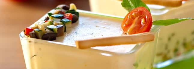 Tiramisu aux 5 légumes - Galbani