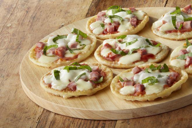 Pizza frite - Galbani