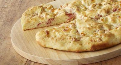 Pizza au fromage et jambon cru - Galbani