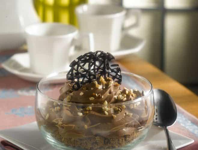 Cheesecake Choco-Noisette - Galbani