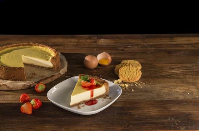 Cheesecake au Four à la Crème de Ricotta - Galbani