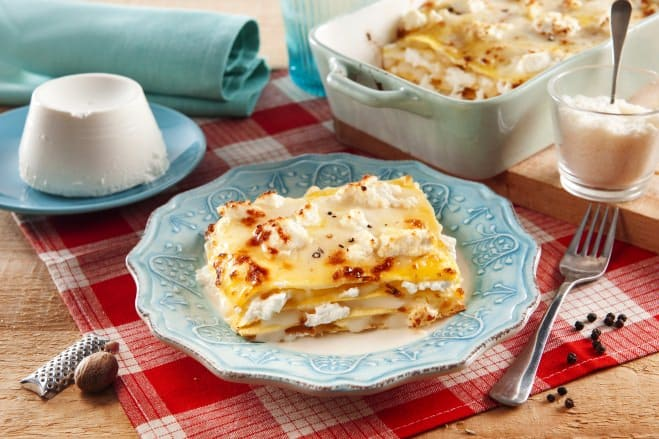 Lasagnes aux Quatre fromages - Galbani