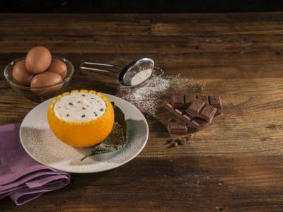 Oranges à la crème de mascarpone - Galbani