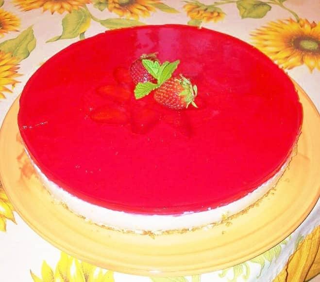 Cheesecake Tout-Fraise - Galbani