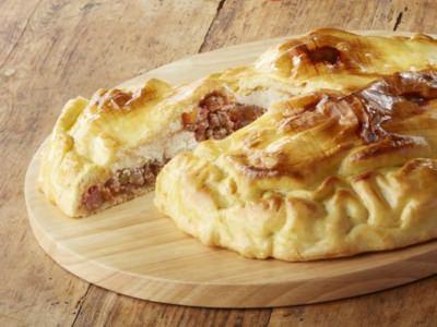 Pizza rustique - Galbani