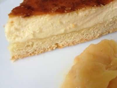 Crustata à la crème de citron - Galbani