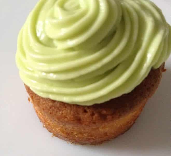 Mini-cupcake à la vanille - Galbani