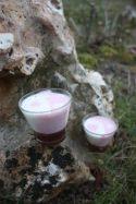 Bi-goût litchis-grenadine - Galbani