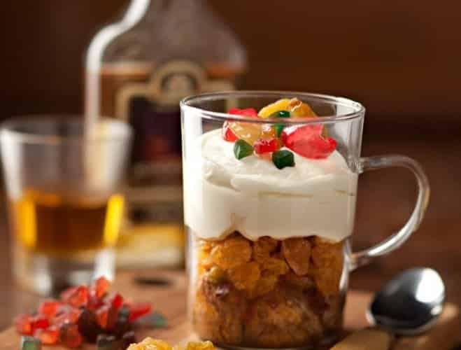 Tiramisu façon Pudding Ecossais - Galbani