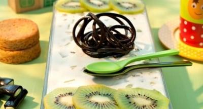 Tiramisu kiwi réglisse bonbon - Galbani