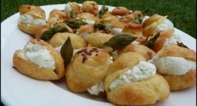 Tirami'chou aux asperges vertes - Galbani