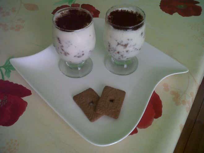 Tiramisù à la crème et aux spéculos - Galbani