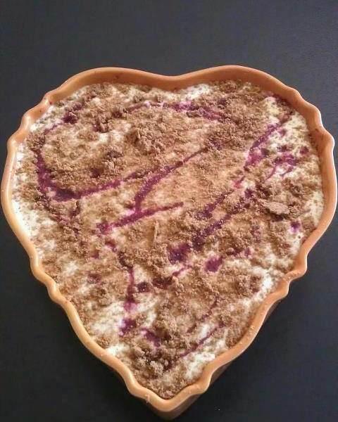 Tiramisu onctueux aux fruits rouges et speculoos - Galbani