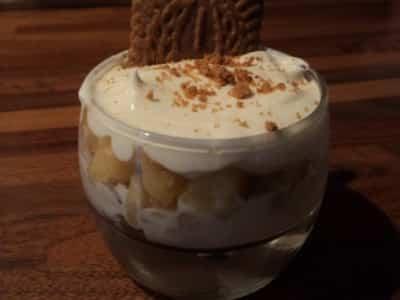 Tiramisu Pommes-Spéculoos - Galbani