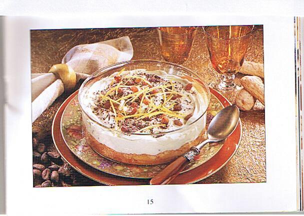 Tiramisu au Marsala et Chocolat - Galbani