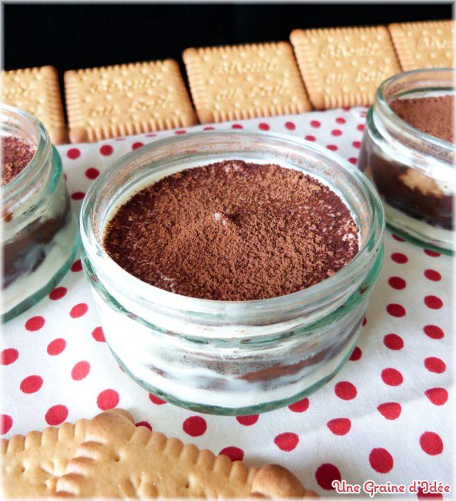 Recette Tiramisu Nutella Petits Beurre Tiramisu Au Chocolat