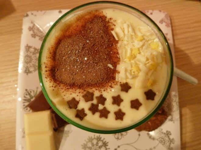 Tiramisu cookies et trois chocolats - Galbani