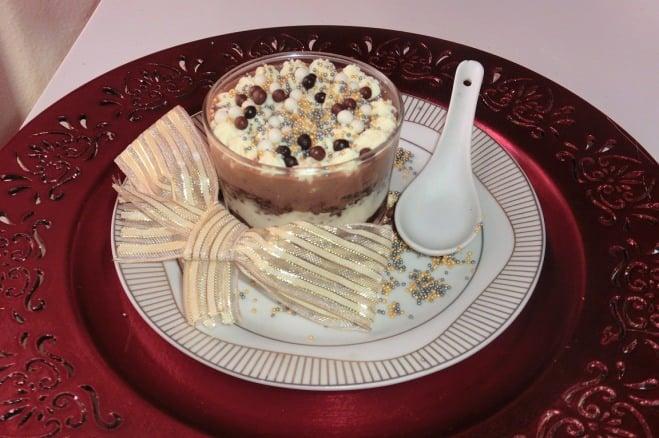 Tiramisu Brownies Et 3 Chocolats - Galbani