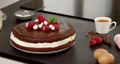 Tiramisu Au Chocolat & Framboises - Galbani