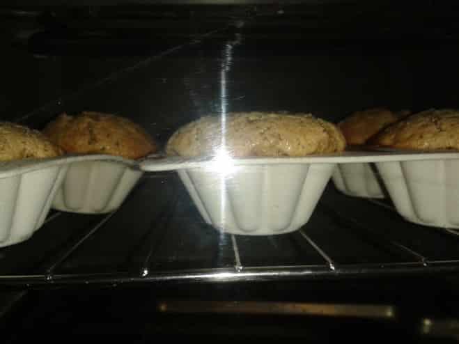 Muffins ricotta amande - Galbani