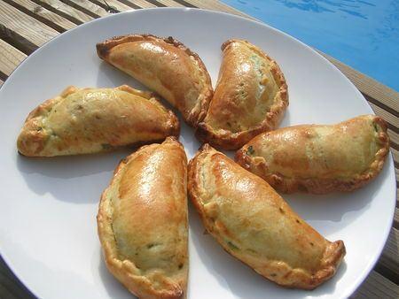 Chaussons Ricotta-épinards - Galbani