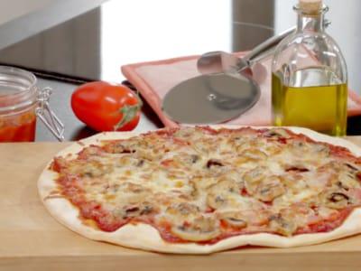 Pizza Reine Mozzarella - Galbani