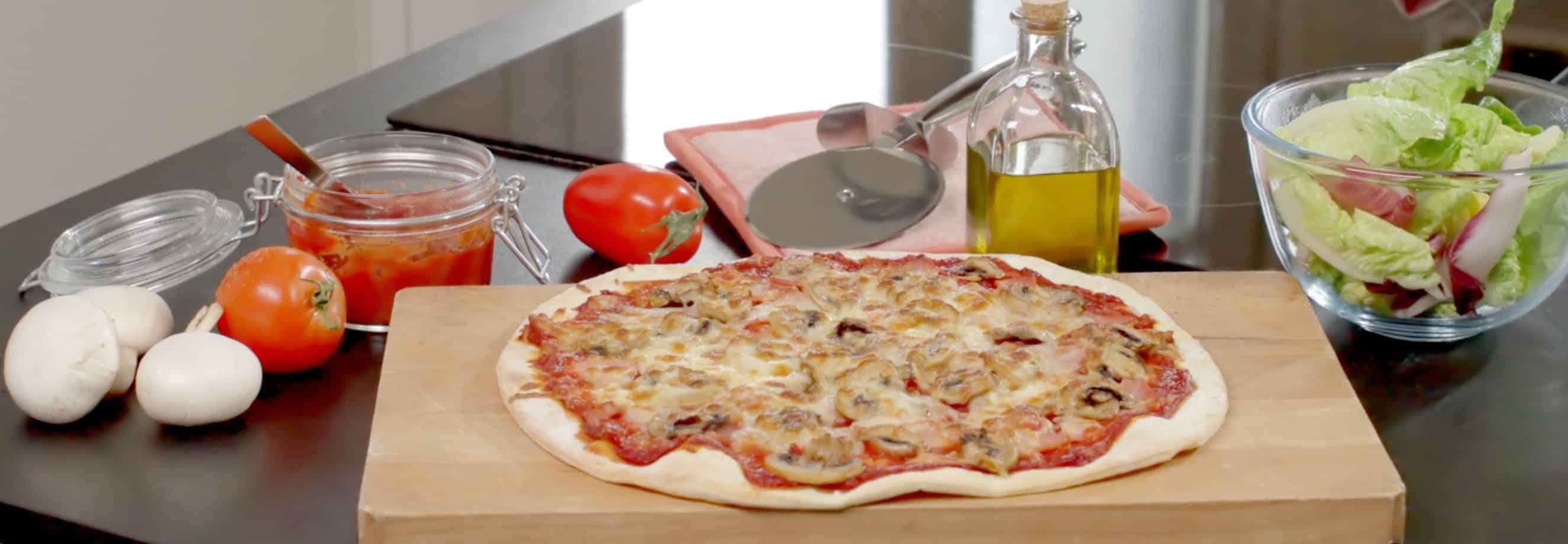 Qui a Inventé la Pizza ? - Galbani