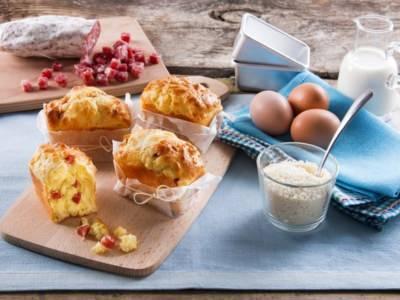Mini-cakes au fromage et au Galbanetto - Galbani