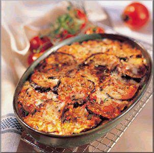Aubergines à la Parmesane - Galbani