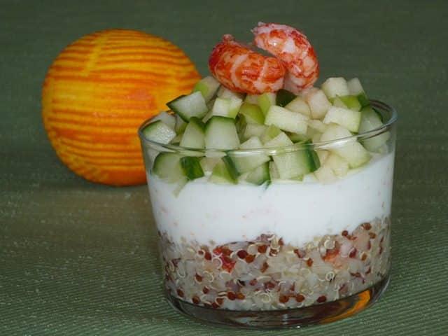Tiramisu de quinoa acidulé - Galbani