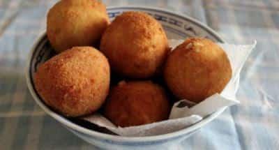 Billes de Mozzarella Façon Croquettes - Galbani