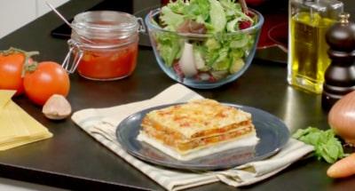 Lasagnes Italiennes au Four - Galbani