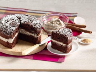 Tarte Tout Chocolat à la Crème de Mascarpone - Galbani