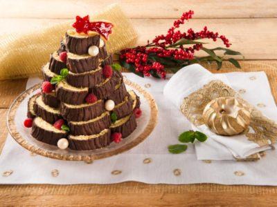 Roulé de Noël - Galbani