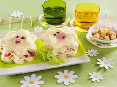 Toasts-brebis - Galbani