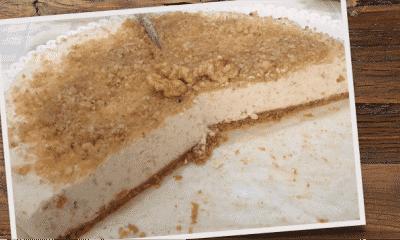 Cheesecake aux Noix, Poires et au Miel - Galbani