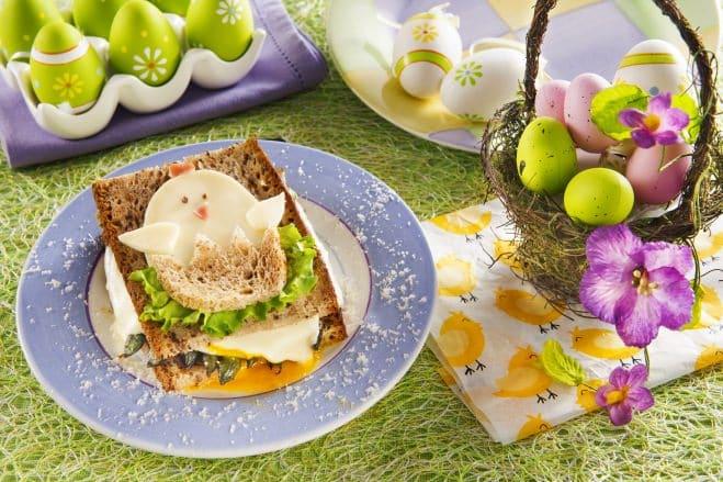 Toasts du lundi de Pâques - Galbani
