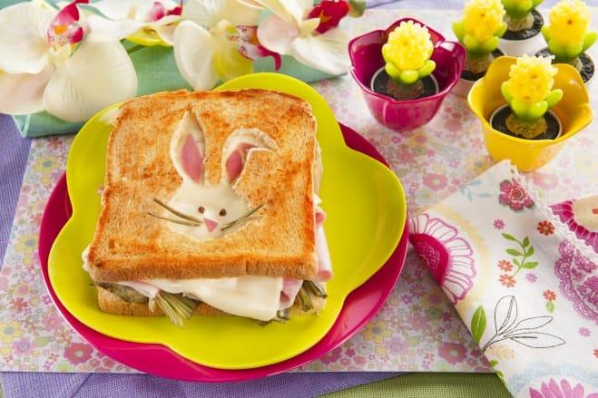 Toasts de Pâques - Galbani
