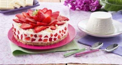 Cheesecake Sans Cuisson - Galbani