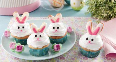 Cupcakes de Pâques à la crème de mascarpone - Galbani