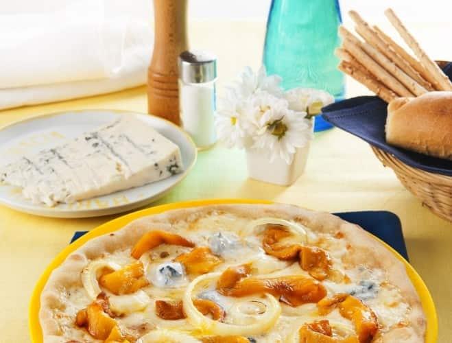 Quand La Pizza Rencontre La Mozzarella ! - Galbani